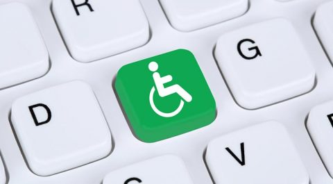 ADA guidelines for web accessibility