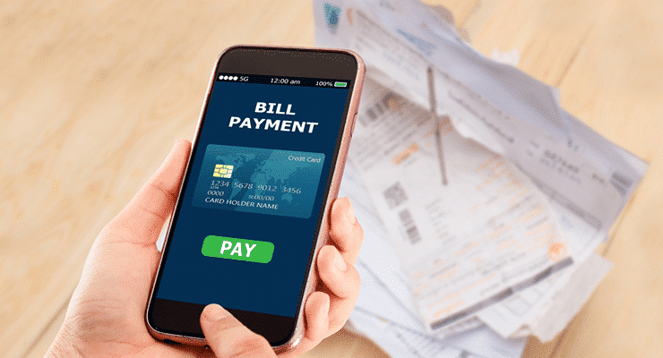 web accessibility to pay bills online