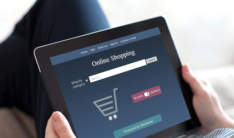 Online shopping and ADA